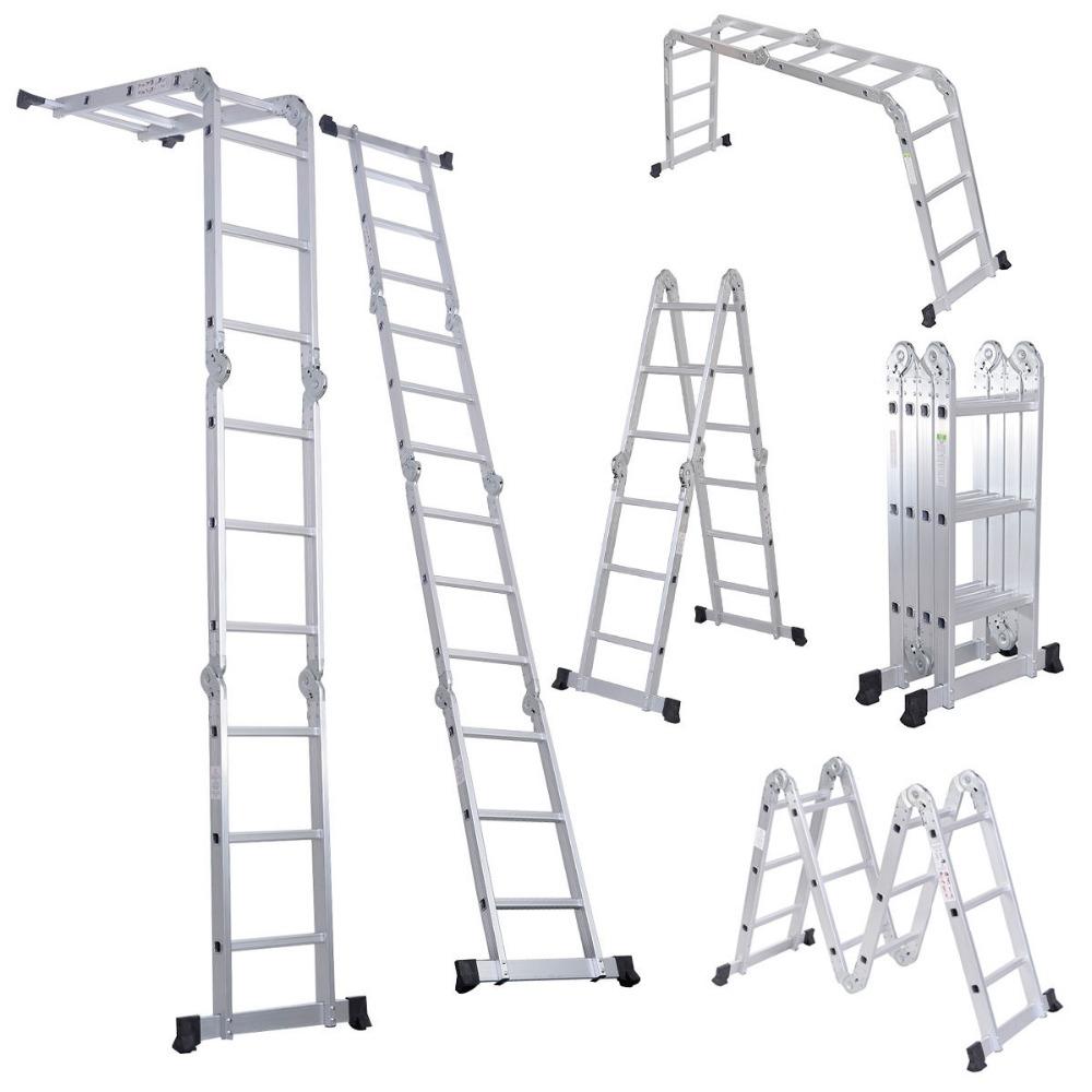 Как сделать раскладную лестницу на чердак собственными силами