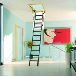 Лестницы раскладные